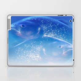 Pisces - Fishes Laptop & iPad Skin