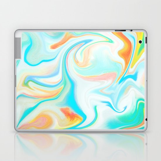 Liquid 2 Laptop & iPad Skin