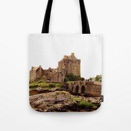 Eilean Donan Castle 2 Tote Bag
