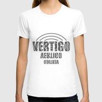 vertigo T-shirts featuring VERTIGO by postman001