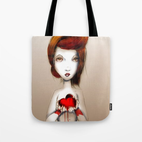I'm Giving this to You Tote Bag