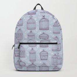 Birdcages Backpack