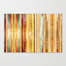 Vintage Stripe 2 Canvas Print