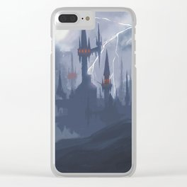 Castlevania Clear iPhone Case