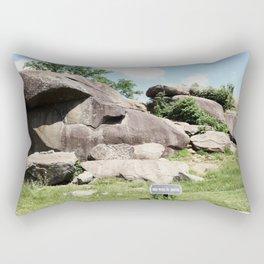 Devil's Den Rectangular Pillow