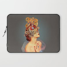 Freud vs Jung Laptop Sleeve