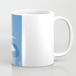 Vector Dr Manhattan Coffee Mug