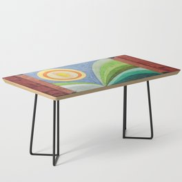 Yonder Dale Coffee Table