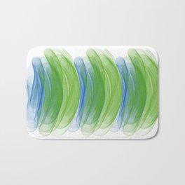 worm holes Bath Mat