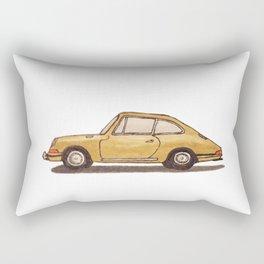 911 sports car Rectangular Pillow