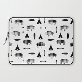 Buffalo Tribe Laptop Sleeve