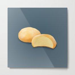 Mango mochi Metal Print