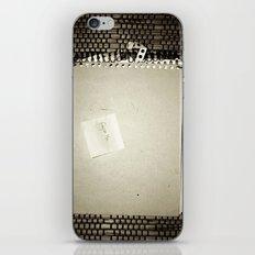 Forgive me iPhone & iPod Skin