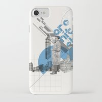 architect iPhone & iPod Cases featuring Architect by Kacper Kieć