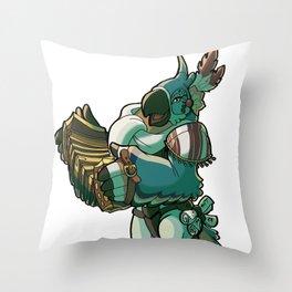 Kass Throw Pillow