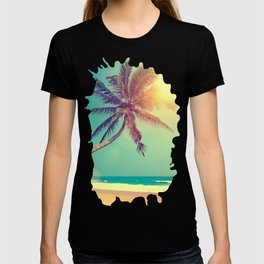 Palm Tree in Sri Lanka T-shirt