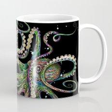 Octopsychedelia (black) Mug