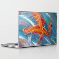 pain Laptop & iPad Skins featuring PAIN by STELZ (Vlad Shtelts)