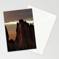 Sunrise at Garden of the Gods Stationery Cards
