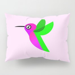 hummingbird Pillow Sham