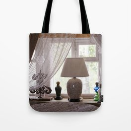 Cosy Home Tote Bag