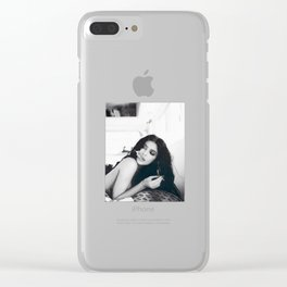 Kylie Jenner Clear iPhone Case
