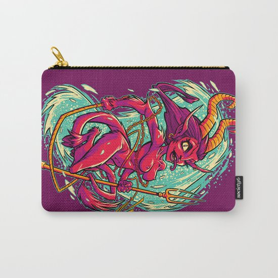 SHE-KRAMPUS Carry-All Pouch