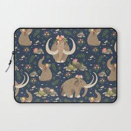 Cute mammoths Laptop Sleeve