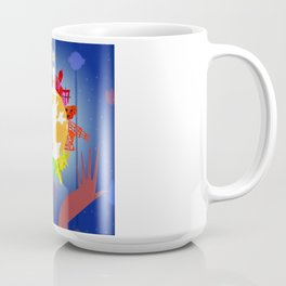 It's A Small World In Your Hands Mug