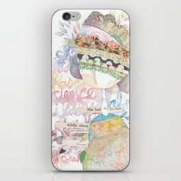 wildly about. iPhone Skin