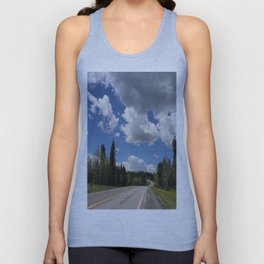 On The Road To Chama Unisex Tank Top
