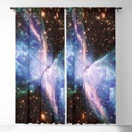 Butterfly Nebula 2 Blackout Curtain