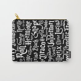 Magic Characters Carry-All Pouch