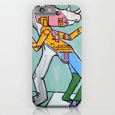 Rhino Girl by Amos Duggan 2013 iPhone 6 Slim Case