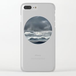 On a hike Clear iPhone Case