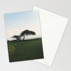 Acacia Field,Ethiopia Stationery Cards