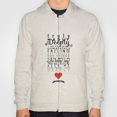 One Direction: Truly Madly Deeply Hoody
