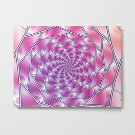 Spiral Staircase 1 Metal Print