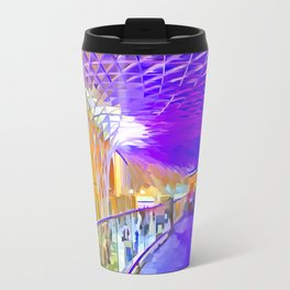 London Pop Art Travel Mug