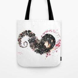 Mia Corvere Fan Art Tote Bag