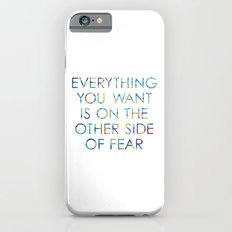 Everything You Want iPhone 6s Slim Case