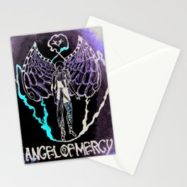 ANGEL OF MERCY Stationery Cards