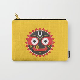 Lord Jagnnath Carry-All Pouch