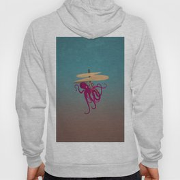 Flying Octopus Hoody