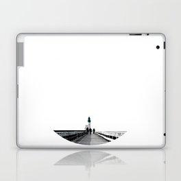 Green Lighthouse Laptop & iPad Skin