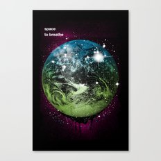 Space To Breathe Canvas Print