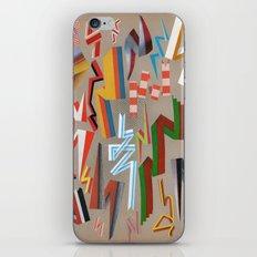 sampler3 iPhone & iPod Skin