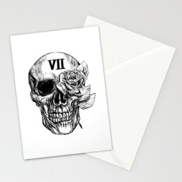 Seven for Beauty. Gideon the Ninth Stationery Cards