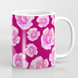 Blushing Roses Coffee Mug