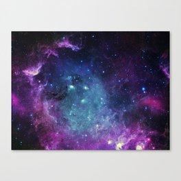 Starfield Canvas Print